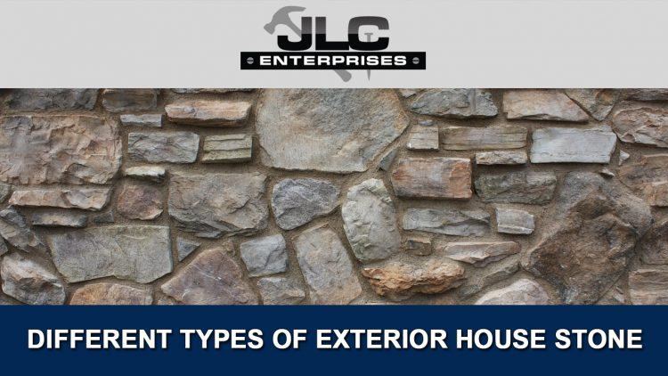 Different Types Of Exterior House Stone