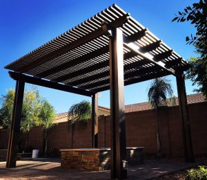Lattice Patio Cover Cost