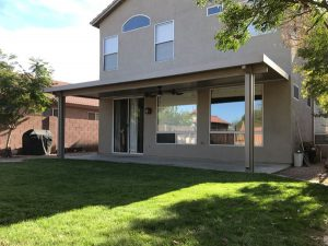 Vinyl Patio Cover Cost & Patio Cover Cost | Aluminum Vinyl Wood Alumawood - JLC