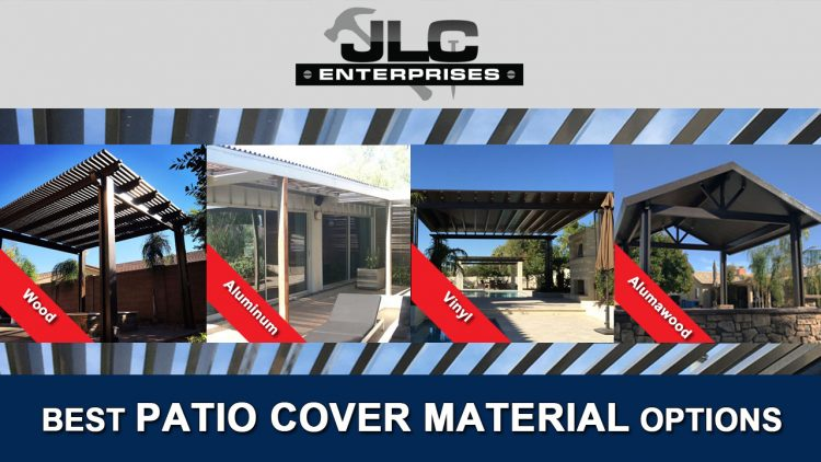 Best Patio Cover Material Options